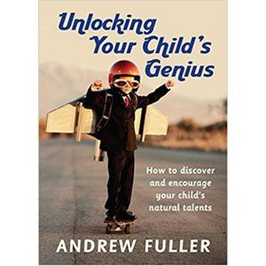 NWT Unlocking Your Child's Genius Paperback Book